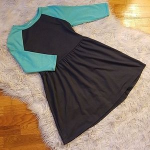 CUTE SKATER DRESS FIT AND FLARE
